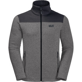 Jack Wolfskin Scandic Jacket Men tarmac grey
